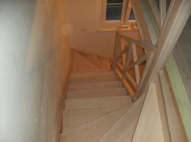 trappen project 2